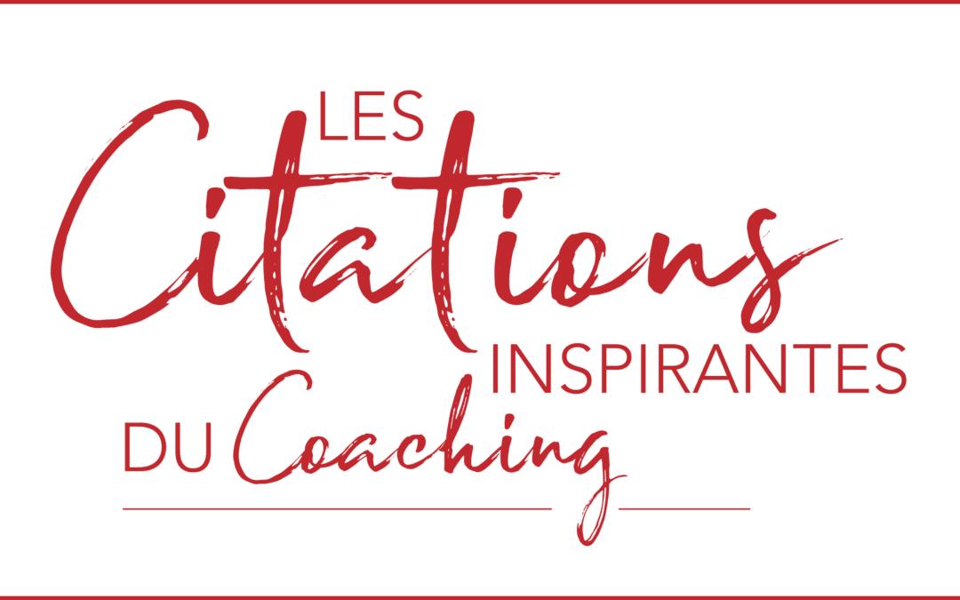 CoachingS Citation inspirante